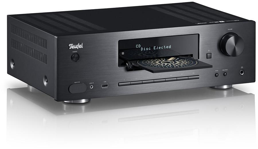 teufel kombo 62 cd receiver stereo receiver tests. Black Bedroom Furniture Sets. Home Design Ideas