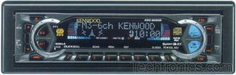 Produktfoto Kenwood KDC 8090 R