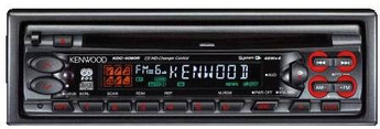 Produktfoto Kenwood KDC 4090 R