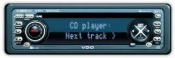 Produktfoto VDO CD 571 X