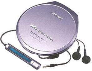 Produktfoto Sony D-EJ 925