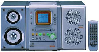 Produktfoto Panasonic SC-PM 35MDEG-W