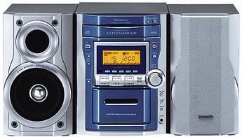Produktfoto Panasonic SC-PM 11