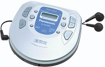 Produktfoto Panasonic SL-SX 289