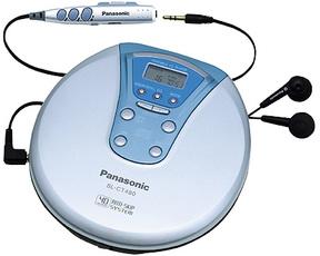 Produktfoto Panasonic SL-CT 480