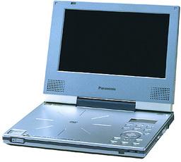Produktfoto Panasonic DVD-LV 70