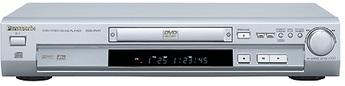 Produktfoto Panasonic DVD-RV31EG-S