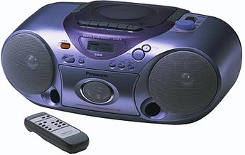 Produktfoto Panasonic RX-D 15 EG-A