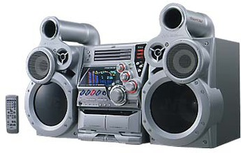 Produktfoto JVC MX-GT91R