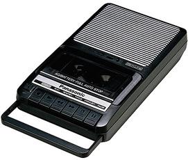 Produktfoto Panasonic RQ 2102