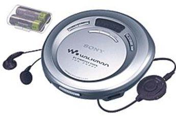 Produktfoto Sony D-EJ 625/S