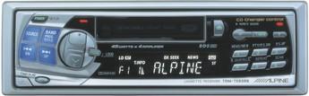 Produktfoto Alpine TDM 7583 RB
