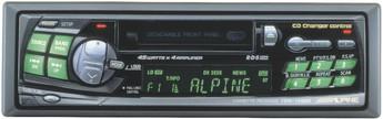 Produktfoto Alpine TDM 7580 R