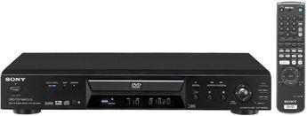 Produktfoto Sony DVP-NS400D/B