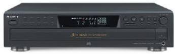 Produktfoto Sony CDP-CE 375/B