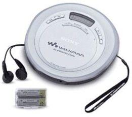 Produktfoto Sony D-EJ 623