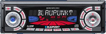 Produktfoto Blaupunkt Muenchen CD51