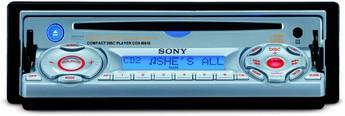Produktfoto Sony CDX-M610