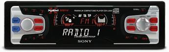 Produktfoto Sony CDX-L550X