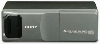 Produktfoto Sony CDX 444 RF