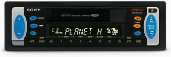 Produktfoto Sony XR-CA 400