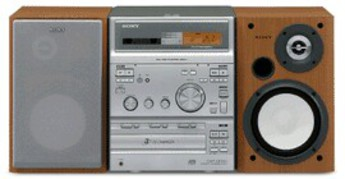 Produktfoto Sony CMT-CP 300