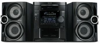 Produktfoto Sony MHC-RG 40