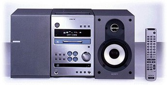 Produktfoto Sony CMT-J 3 MD