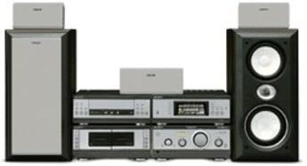 Produktfoto Sony MHC-S 7 AV