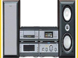 Produktfoto Sony MHC-S 3