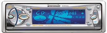Produktfoto Panasonic CQ-DFX751N