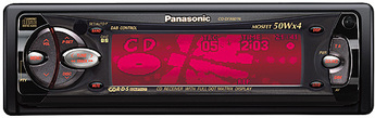 Produktfoto Panasonic CQ-DFX601N