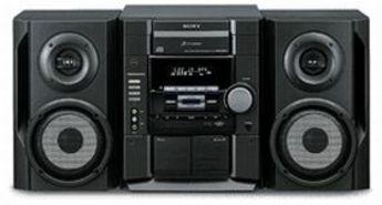 Produktfoto Sony MHC-RG 20