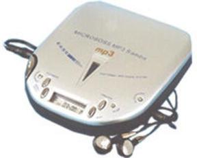 Produktfoto Microboss MP 3 Samba
