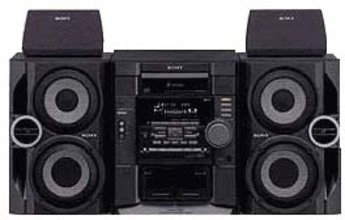 Produktfoto Sony MHC-RG 60