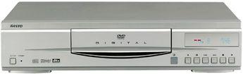 Produktfoto Sanyo DVD 7201