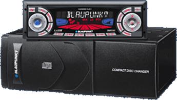 Produktfoto Blaupunkt Kansas DJ51