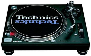 Produktfoto Technics SL 1210 M3D