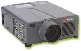 Produktfoto 3M MP8670