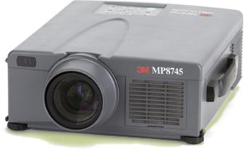 Produktfoto 3M MP8745