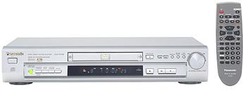 Produktfoto Panasonic DVD-RV36EG-S