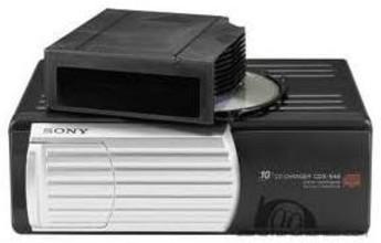Produktfoto Sony CDX 646