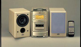 Produktfoto JVC UX-T 770 R
