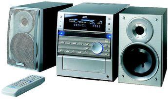 Produktfoto JVC NX-CDR 7 R