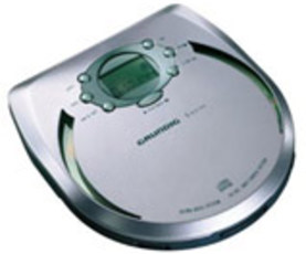 Produktfoto Grundig Squixx CDP 4101