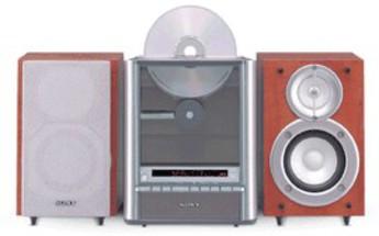 Produktfoto Sony CMT-EX 100