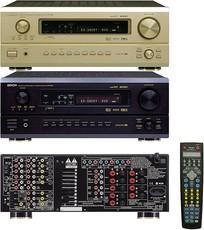 Produktfoto Denon AVR 3802