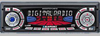 Produktfoto Blaupunkt Woodstock DAB 52