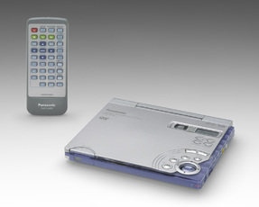Produktfoto Panasonic DVD-PV40EG-S