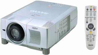 Produktfoto Sanyo PLC-XF30